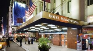Hotel Pennsylvania New York City