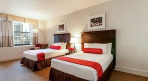 room in Hotel Pennsylvania NYC